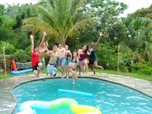 sarah's pool party 014